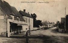 OUROUX SUR SAONE - Route de Louhans