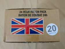 Menue #20 GB ARMY 24 Hour Combat Ration MRE EPA SURVIVAL Notration Verpflegung