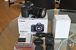 Canon EOS 6D Mark II mit KIT Objektiv Neu