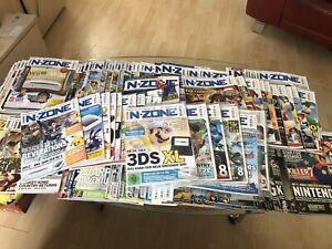Nintendo N-Zone Magazine Zeitschriften Hefte Ausgaben