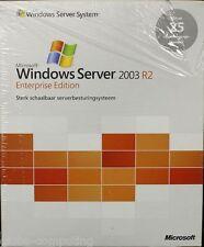 Microsoft Windows Server 2003 R2 Enterprise Edition 25 CAL DUTCH P72-01746