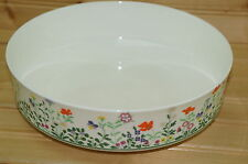 Mikasa Petit Point Round Vegetable Serving Bowl, 9""