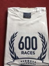Official Team Issue Williams  F1 600 Race T-shirt Brand New Rare Small
