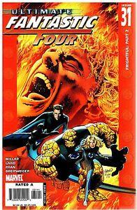 Ultimate Fantastic Four No.31 / 2006 Mark Millar & Greg Land
