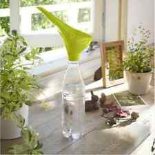 Watering Funnel Spout Use W/ Water Bottle Garden Plant Sprinkler Can Bulbs Decor