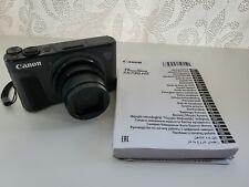 Canon PowerShot SX730 HS 20.3 MP Digital Camera - Faulty (Lens Error)