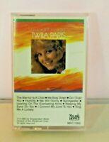 The Best of Twila Paris Music Cassette 1985