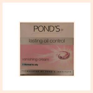 Ponds Lasting Oil Control vanishing cream 100ml