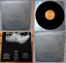 JULIETTE GRECO chante Jacques BREL Henri GOUGAUD Pierre SEGHERS -LP- RCA PL37119