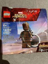 Lego Suoer Heroes Avengers Teen Groot Keyring