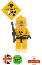 Hazmat Guy Lego Mini Figure Avengers Marvel Corona Control Scientist Uk Seller