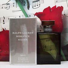 Romance Silver After Shave 3.4 Oz. By Ralph Lauren. NIB