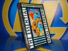 Lote de comics THE ESSENTIAL FANTASTIC FOUR- vol. 1 comic en ingles B/N