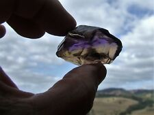 Natural quality Ametrine facet rough from Bolivia...162 carat