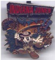 Disney Pin 27587 WDW Indiana Jones Epic Stunt Spectacular Indiana Mickey LE