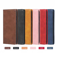 for Huawei P40 lite P30 pro p40 Case Magnetic Flip Leather Wallet cover phone uk