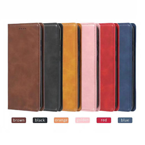 for samsung galaxy Note 10 20 Ultra Plus Case Magnetic Flip Leather Wallet cover