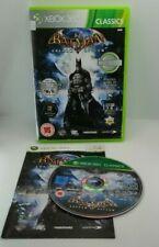 Batman: Arkham Asylum De Vídeo Juego Para Microsoft Xbox 360 Probado