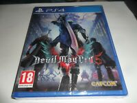 DEVIL MAY CRY 5    PS4 GAME NEW/SEALED