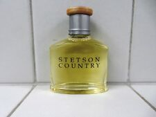 STETSON COUNTRY AFTERSHAVE FOR MEN 1.0 OZ *NEW NO BOX*