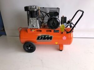 Air compressor 50 Litre, belt drive Australian Certified (BD25-50)