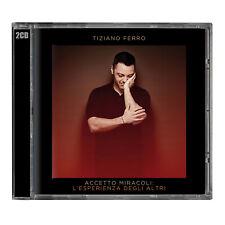 TIZIANO FERRO - Accetto Miracoli: L'Esperienza Degli Altri (2020) 2 CD