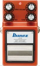 IBANEZ JD9 Jet Driver NEW OVERDRIVE Guitar Effects Pedal w/FREE PICK