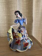 Disney Numbered Bradford Edition-Snow White Bell