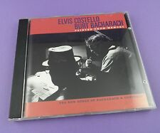 Elvis Costello With Burt Bacharach CD 1998