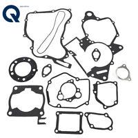 Complete Gasket Kit Top & Bottom End Engine Set For Honda CR125R 90-98 New