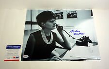 BARBARA WALTERS THE VIEW SIGNED AUTOGRAPH 11X14 PHOTO PSA/DNA COA #K38092