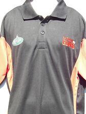 Black, Red, & White Earnhardt Jr. #88 Amp Energy Polo Shirt sz XL NWOT
