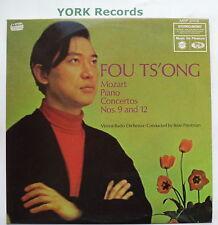 MFP 2105 - MOZART - Piano Concertos No 9 & 12 FOU TS'ONG - Ex Con LP Record