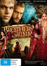The Brothers Grimm (DVD, 2006)