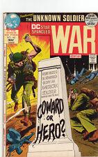 Star Spangled War Stories #162 F 1972 Unknown Soldier