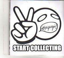 (DW53) Start Collecting, Sup:Peeps! 20 tracks various artists - 2 DJ CDs