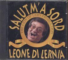 LEONE DI LERNIA - Salutm' a sord - CD SIGILLATO