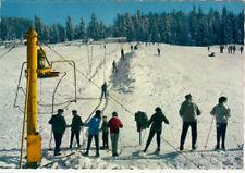 LES ROUSSES les Jouvencelles ski skieurs tire-fesse sports d'hiver écrite 1970