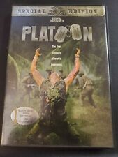 Platoon Dvd Special Edition Oliver Stone 1986