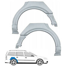 VAUXHALL OPEL ASTRA G 1998-2009 ESTATE REAR WHEEL ARCH REPAIR PANEL / PAIR