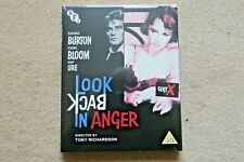 BLU-RAY  LOOK BACK IN ANGER  ( BFI ) NEW SEALED UK STOCK
