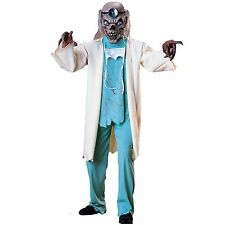 Cryptkeeper Doctor Men Costume Standard/Large ( Jacket Size 38-44 ) 73002