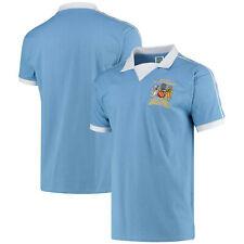 Kitbag Manchester City 1976 League Cup Winners Sport Football Training Top Shirt