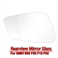BMW 3series E36 5series E34 FLAT MIRROR GLASS BASE HEATED DRIVER SIDE