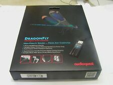 Audioquest DragonFly USB  DAC for LapTop, Version 1.0 (New) Made in USA