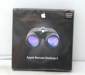 Apple Remote Desktop 3 - NEW (Read Des.)