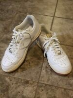 Nike Air Force Ones Mens Size 13 White Sneakers SB2