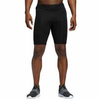 Adidas Response Climacool Mens Short Running Tights Black Compression Baselayer