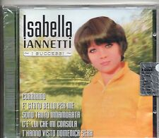 ISABELLA IANNETTI   CD  I SUCCESSI  made in ITALY sigillato  NUOVE REGISTRAZIONI