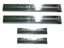 MAZDA BT-50 BT50 PRO SCUFF PLATES STAINLESS STEEL DOUBLE CAB 4 DOORS SILL 12-13